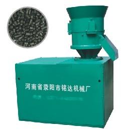 河南郑州铭达有机肥设备机械机造粒平膜造粒机机厂家直销
