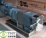 天田泵业TR系列凸轮转子泵