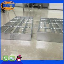 白云区钢格板 齿形钢格板规格 镀锌格栅板平台走道板