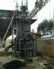 (郑州)HM1300型煤气发生炉:半自动出渣与全自动出