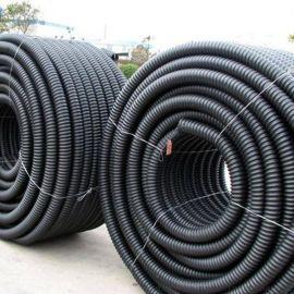 内径150mm碳素螺纹管 黑色碳素穿线管