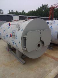 1吨三回程湿背式燃气燃油蒸汽锅炉现货供应