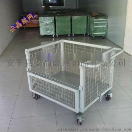 厂家专业生产仓储笼 折叠仓储笼