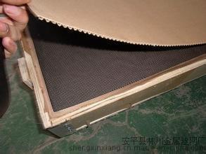 304 0.5mm*14目*1.2m黑色金刚网