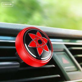 新款汽车香水夹车用香薰片汽车用品