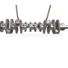 福田发动机曲轴 福田 时代小卡之星 201-02101-0632曲轴锻钢 图片