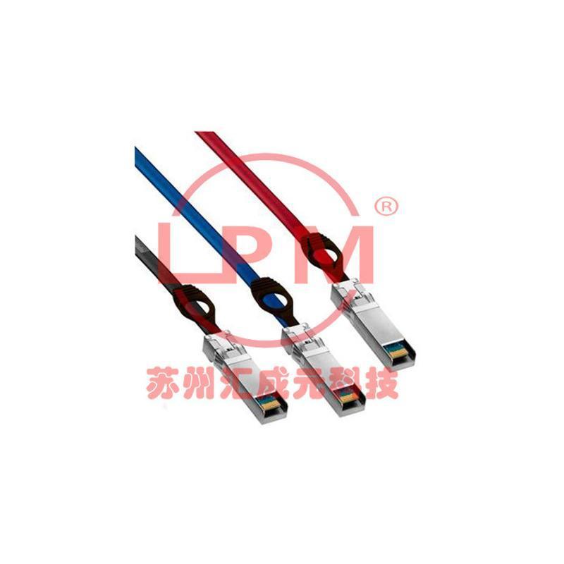 苏州汇成元供应3M1412-P21-06-2.00SFF-8432miniSAS替代线缆组件