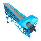 橡胶带肥料输送机 加厚防滑式传送带qc