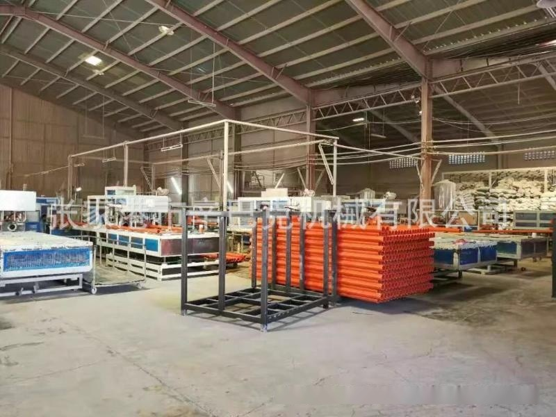 PVC【排水管、穿线管、电力管】管材生产线机器设备