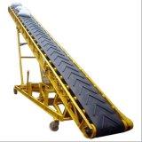 耐磨防滑砂子輸送機散料黃土輸送機料斗裝車輸送機