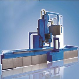 落地式镗床T6020机床由PLC控制 可实现三轴无极变速进给运动