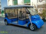 四川地區利凱士得LK-Q08開放式八座電動觀光車
