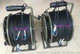 大屏幕LC连接器铠装单模跳线长度200米