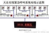 北京天良一鍵報警有線緊急呼叫系統