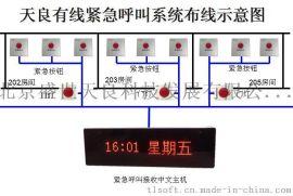 北京天良一键报 有线紧急呼叫系统