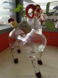 生肖羊高硼硅玻璃工艺酒瓶厂家直销动物酒瓶