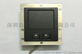 科利华黑色触控鼠标K-2080B