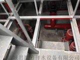 定制有效容积 地埋式一体化消防泵站