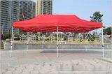 3*6半自动折叠广告帐篷 3×6米户外四角活动帐篷厂家