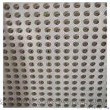 厂家定做塑料板pvc冲孔网 pp板食品机械穿孔板网