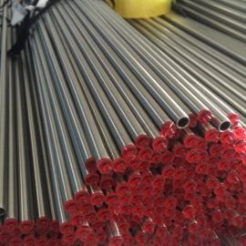 不锈钢无缝管 316L 9.53x0.89x6096