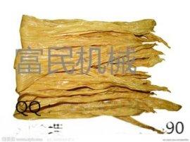 加工腐竹油皮机哪里有 腐竹的制作流程?腐竹机