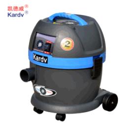 上海直销塑钢桶式超智能超静音凯德威吸尘器DL-1020T