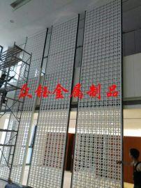 激光镂空不锈钢隔断,仿古铜不锈钢围墙护栏