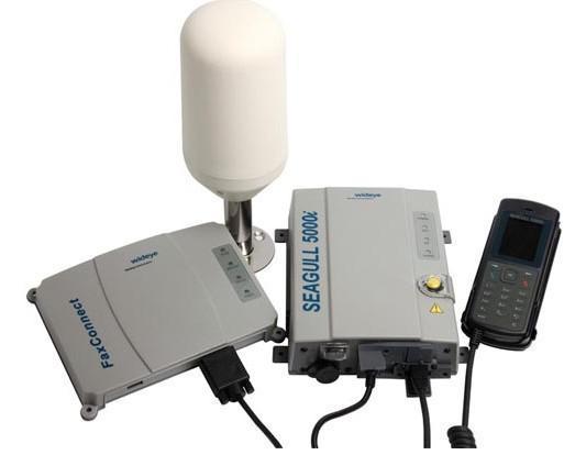 价位**的车载卫星通讯 SEAGULL/5000i