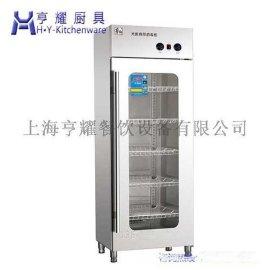 热风循环消毒柜,单门热风保温餐车, 单头电热暖碟车,上海单门光波消毒柜