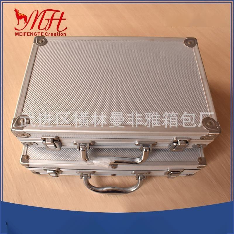 供应2017铝箱 铝合金工具箱 防水仪器箱 箱子定制 旅行箱