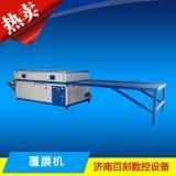 济南移门设备 橱柜门整套机械设备 真空覆膜机 木工雕刻机