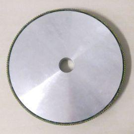 250金刚石橡胶砂轮 端面抛光磨具