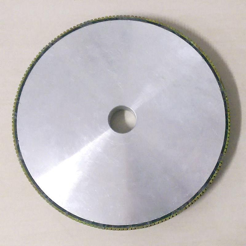 250金剛石橡膠砂輪 端面拋光磨具