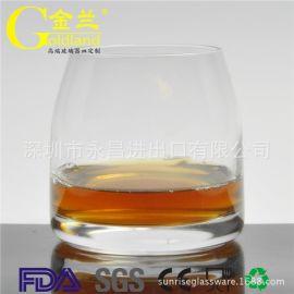 廣東廠家定制酒吧XO專用洋酒杯異形威士忌玻璃杯