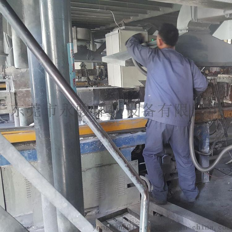 供應珠海電池用工業吸塵器 石墨粉塵吸塵設備,工業除塵,機械吸塵器