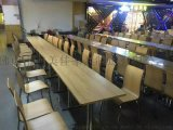 單位員工餐桌椅,公司食堂餐桌椅廠家定製