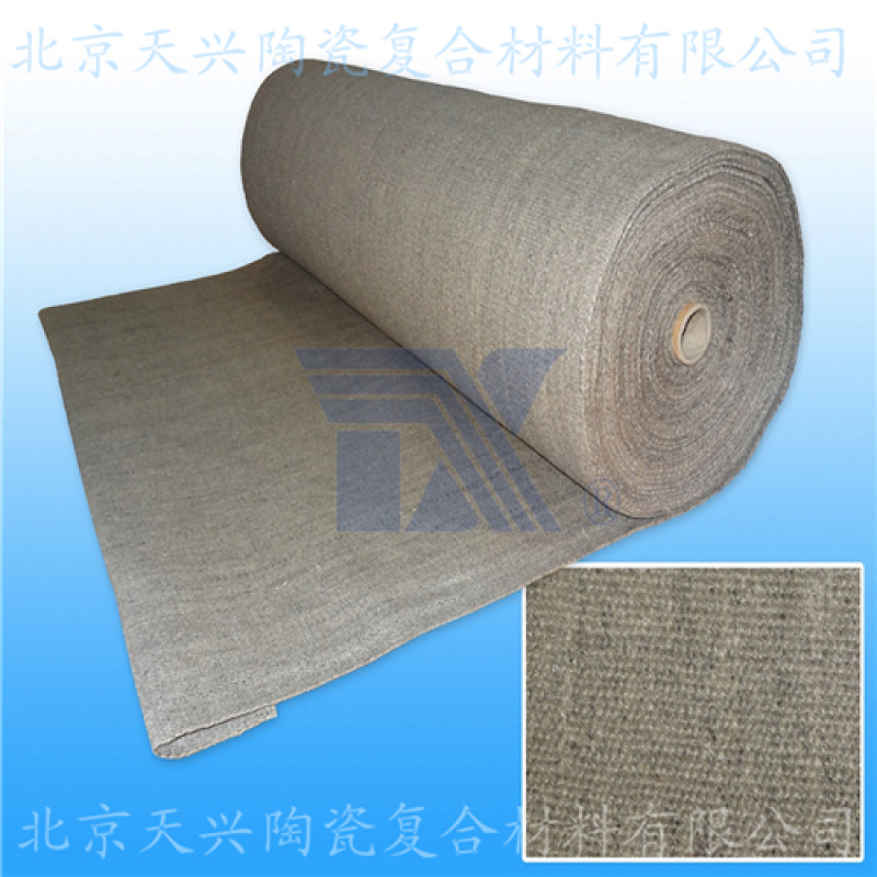天兴 陶瓷陶瓷纤维布 保温布 防火耐火布