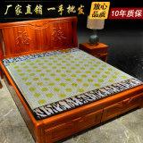 双东玉锗石床垫玉石床垫托玛琳保健加热床垫