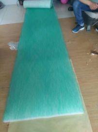 漆雾棉漆房专用厂家直销漆雾过滤玻璃纤维棉地棉