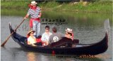 威尼斯貢多拉船供應商 澳門水城貢多拉遊船出售