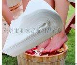 擦腳巾 足浴巾 一次性毛巾