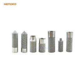 恒歌制造 温湿度传感器一体化无缝紧密结合不锈钢滤芯