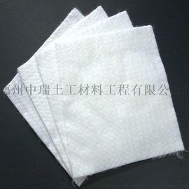 HDPE防渗膜膜上保护布 国标200g长丝土工布