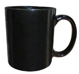 黑色马克杯(YR01)