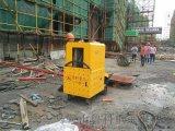 小型混凝土輸送泵好用嗎,有哪幾種類型