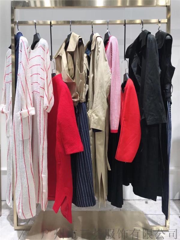 深圳原创女装痕迹 设计师**品牌折扣女装货源