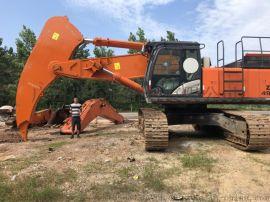 日立ZX520LC挖掘机新型岩石臂