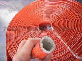 硅橡胶玻璃纤维套管_耐火耐高温套管加工定制