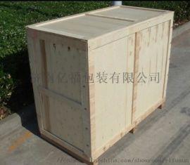 1f木质包装箱 -2济南木箱设备厂家运输用木箱
